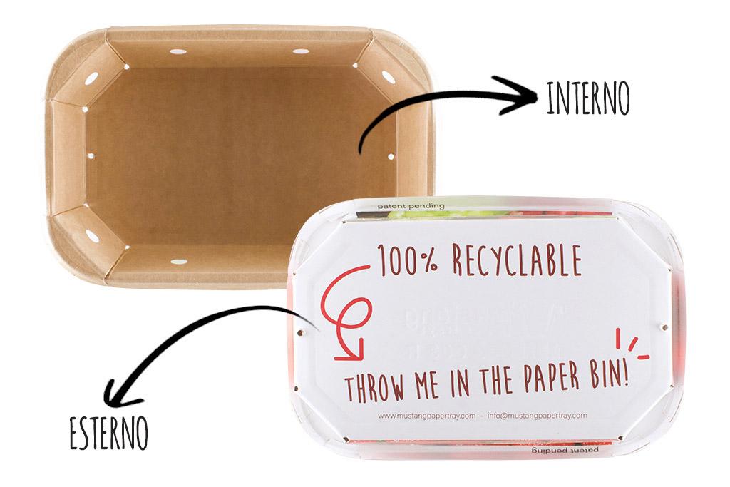 Buone ragioni Mustang Paper Tray